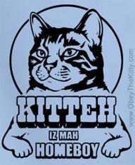 funny cat tshirt