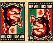 chuihuahua revolution poster